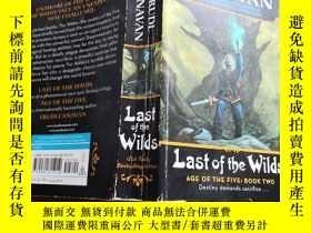 二手書博民逛書店Last罕見of the Wilds (特魯迪·卡納萬《最後的荒野》英文原版)Y168754 Trudi Ca