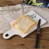 芝士板切菜板面包板陶瓷擺拍板