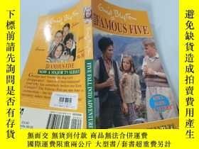 二手書博民逛書店Five罕見Fall Into Adventure:五次冒險Y200392