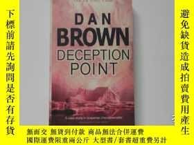 二手書博民逛書店DAN罕見BROWN DECEPTION POPNT 丹·布朗的