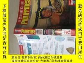 二手書博民逛書店PHILIPPINES菲律賓罕見詳情如圖 16開 37-3 下書口有點水印 不影響閱讀Y20079 PHILI