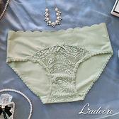 內褲 Ladoore 綿密奶昔 高質感親膚歐單小褲 (綠)