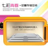 迷你家用指紋小型防盜保險櫃 超小25cm床頭保險箱 入牆保險箱全鋼 卡布奇诺HM