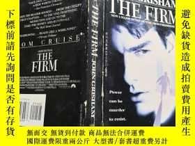 二手書博民逛書店The罕見Firm (約翰·格裏沙姆《糖衣陷阱》英文原版)Y168754 John Grisham Islan