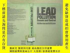 二手書博民逛書店LEAD罕見POLLTION 02Y203004