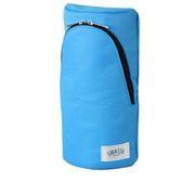 筆袋.盒  日本SONIC FD-7041直立式筆袋-淺藍 【文具e指通】  量販團購★