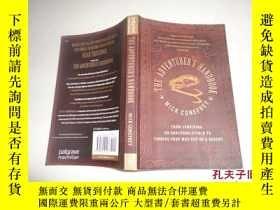 二手書博民逛書店the罕見adventurer s handbook冒險家手冊Y