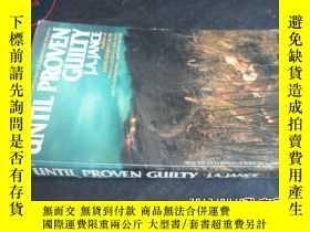 二手書博民逛書店UNTIL罕見PROVEN CUILTY5919