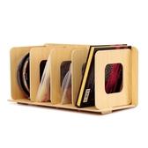CD架木質收納創意展示架