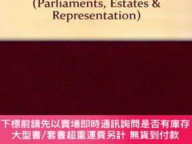 二手書博民逛書店Parliaments,罕見Estates And Representation parlements, Etat