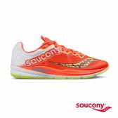 SAUCONY FASTWITCH 8 專業競速鞋款-白x橘