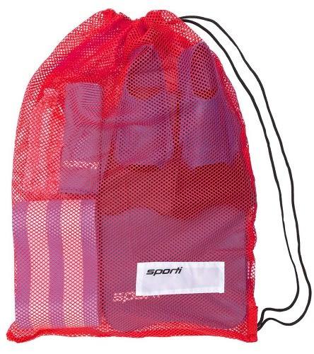 收納網袋 美國Sporti 聚酯 (黃/灰/藍/紅)  超值45公分寬 75公分高
