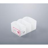 日本.SANADA 3格收納盒