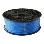 3 D列印耗材 3D列印材料 3D耗材【ABS/PLA 3.00mm 藍色】3D線材 3D列印印表機耗材 3D線材 淨重1KG