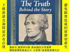 二手書博民逛書店THE罕見BOOK OF THE TRUTH BEHIND TH
