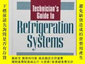 二手書博民逛書店Technician s罕見Guide To Refrigera