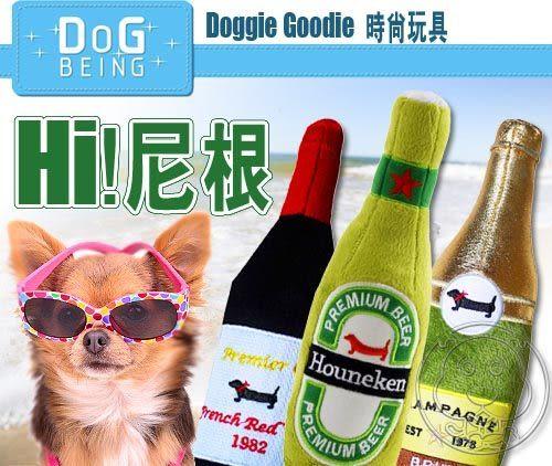 【 zoo寵物商城 】DoG BEING》寵物時尚玩具 HI!尼根(3種造型)