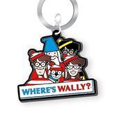 Wally《你很難找》造型一卡通