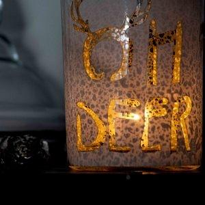 BADEN 親愛的 手工玻璃燭台