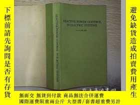 二手書博民逛書店REACTIVE罕見POWER CONTROL ON ELECTRIC SYSTEMS ,Y203004