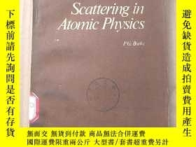 二手書博民逛書店potential罕見scattering in atomic physics(P1080)Y173412