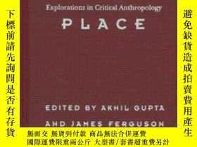 二手書博民逛書店Culture,罕見Power, Place-文化、權力、場所Y436638 Akhil Gupta; Jam