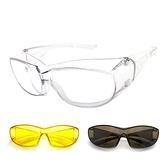 【南紡購物中心】【SUNS】MIT護目鏡 防風沙/安全/防護/生存眼鏡 抗UV(50701)