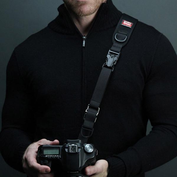 黑熊館  美國 速必達Carry Speed Tuxedo for Men 男款相機背帶 快槍背帶
