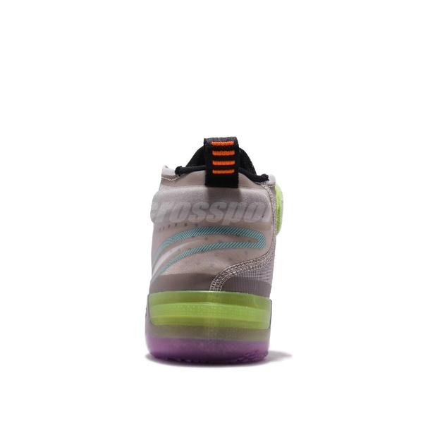 Nike 籃球鞋 Kobe AD NXT FF 灰 紫 男鞋 運動鞋 高筒 【PUMP306】 CD0458-002