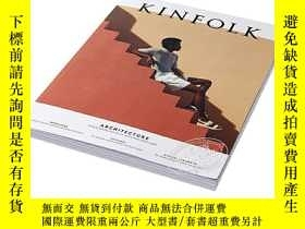 二手書博民逛書店Kinfolk四季31:建築學特輯罕見英文原版 Kinfolk