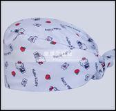 手術帽牙科美容院男女醫生護士純棉歐美印花葫蘆帽月子帽LG-882041