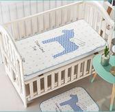 繽紛聖誕 嬰兒隔尿墊防水純棉可洗透氣超大號寶寶新生兒童防漏床墊薄款夏季