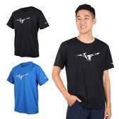 MIZUNO 男短袖T恤 (免運 短T 短袖上衣 慢跑 路跑 美津濃≡排汗專家≡