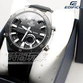 CASIO卡西歐 EDIFICE ERA-110BL-1A 雙顯錶 計時碼錶 男錶 10年電力 ERA-110BL-1AVDF