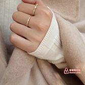 戒指 1包金精致超閃方形鋯鑽戒指氣質百搭戒指女 時尚 個性