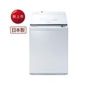 【HITACHI 日立 日本原裝】 12公斤AI洗劑自動投入直立洗脫烘 BWDX120EJ-W