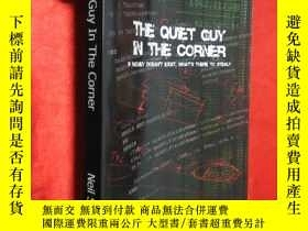 二手書博民逛書店The罕見Quiet Guy in the Corner (小1
