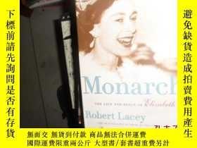 二手書博民逛書店Monarch:The罕見Life and Reign of E