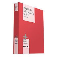 PANTONE GB1505 Premium Metallics Chips Coated 高級金屬色 — 光面銅版紙/組