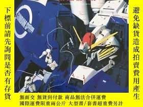 """二手書博民逛書店Model罕見Graphix Special Edition """"Gundam Wars III""""— GUNDAM"""