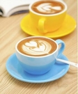 咖啡杯220ml歐式拉花杯