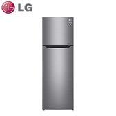【LG 樂金】253L變頻上下門冰箱GN-L307SV