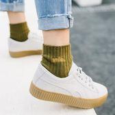 【4雙裝】襪子女中筒襪純棉襪日系薄款【奇趣小屋】
