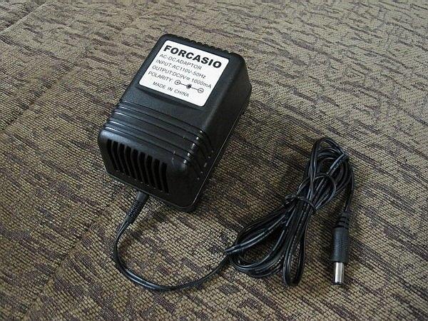 ☆ 唐尼樂器︵☆ Casio 卡西歐 CTK/ LK/ WK 系列機種專用 DC 9V 電子琴變壓器