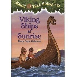 【MTH】#15 VIKING SHIPS AT SUNRISE