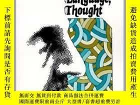 二手書博民逛書店Poetry,罕見Language, ThoughtY18567