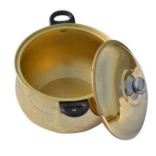 銅湯鍋 補銅褒煲 直徑24CM
