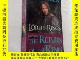 二手書博民逛書店J.R.R.罕見THE.TOLKIEN LORD OF THE RINGSY319155 J.R.R. THE