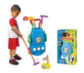 運動公園兒童室內高爾夫球桿套裝配球戶外運動親子玩具