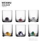 貓爪杯 可愛創意卡通立體彩色動物網紅水杯女透明耐熱水晶玻璃杯動物水杯 韓菲兒